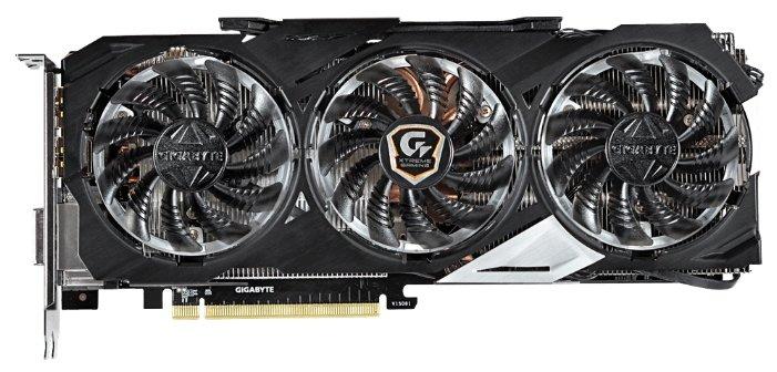 GIGABYTE Видеокарта GIGABYTE GeForce GTX 980 1241Mhz PCI-E 3.0 4096Mb 7100Mhz 256 bit DVI HDMI HDCP