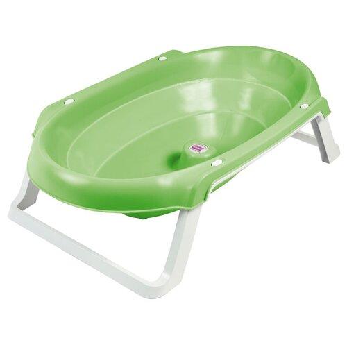 цена на Ванночка Baby Ok Onda Slim зеленый