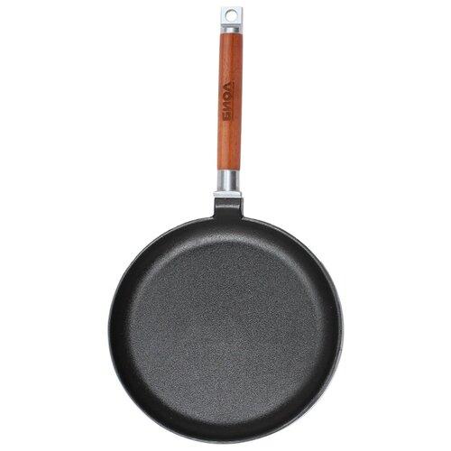 Сковорода блинная Биол 04241 24 см, съемная ручка цена 2017
