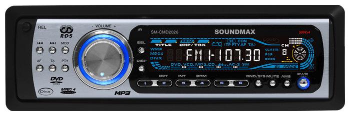 SoundMAX SM-CMD2026