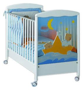 Кроватка Baby Expert Luna Di Miele