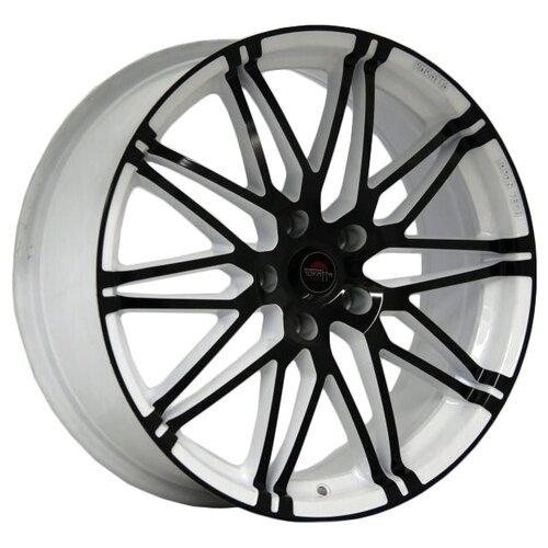 Фото - Колесный диск Yokatta Model-28 7x17/5x114.3 D64.1 ET50 W+B колесный диск yokatta model 27 7x17 5x114 3 d64 1 et50 w b