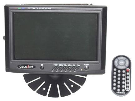 Автомобильный телевизор Celsior CS-705 B
