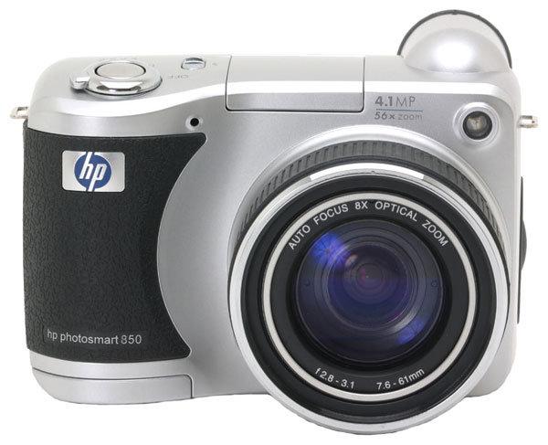Фотоаппарат HP PhotoSmart 850