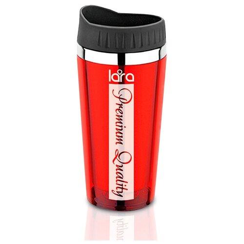 Термокружка LARA LR04-34, 0.5 л красный