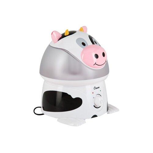 Увлажнитель воздуха Crane EE-4140 Корова, белый/черный/розовый