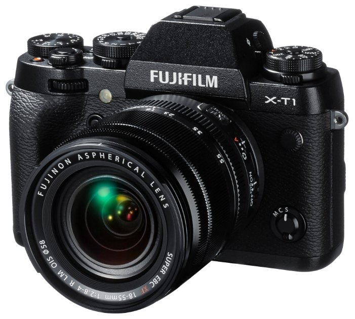 Fujifilm X-T1 18-55 Kit Black