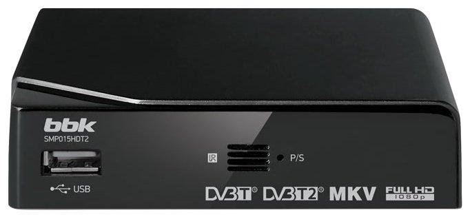TV-тюнер BBK SMP015HDT2/DG