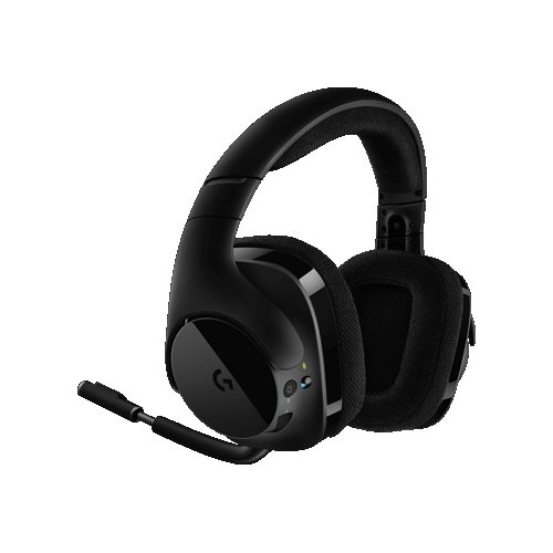 Купить Компьютерная гарнитура Logitech G G533 Wireless черный
