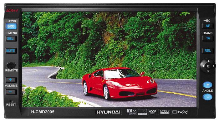 Автомагнитола Hyundai H-CMD2005