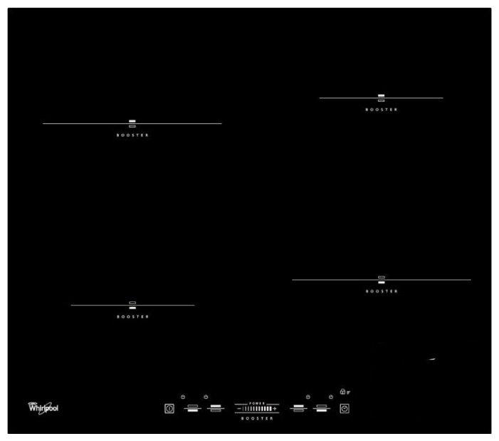 Whirlpool Варочная панель Whirlpool ACM 836 BA