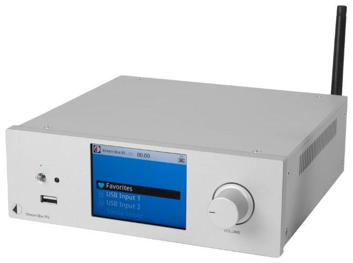 Pro-Ject Сетевой аудиоплеер Pro-Ject Stream Box RS