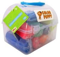 Масса для лепки Color Puppy 8 цветов 1040 г с формочками и аксессуарами (635154)