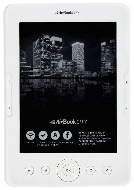 AirBook Электронная книга AirBook City