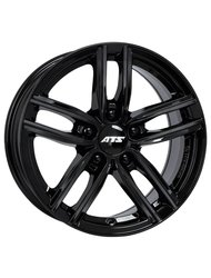 Диск колесный ATS Antares 7.5x16/5x112 D66.6 ET37 Diamond black - фото 1