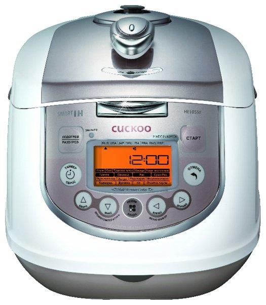 Мультиварка Cuckoo CMC-HE1055F BK