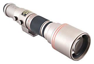 Объектив Elicar 800-1600mm f/10-20 Nikon F