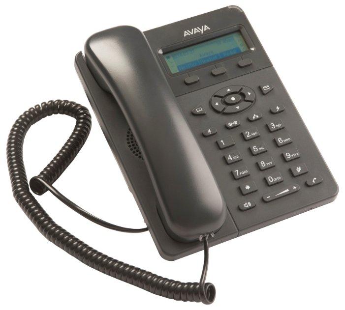 Avaya VoIP-телефон Avaya E129