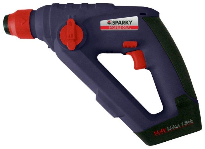 Перфоратор аккумуляторный SPARKY BPR 15Li Li-Ion 14.4 В (1.05 Дж)