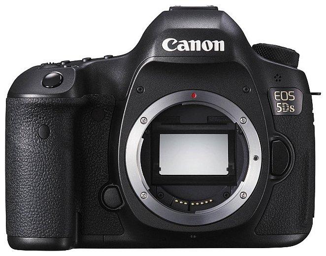 Фотоаппарат Canon EOS 5DS Body*