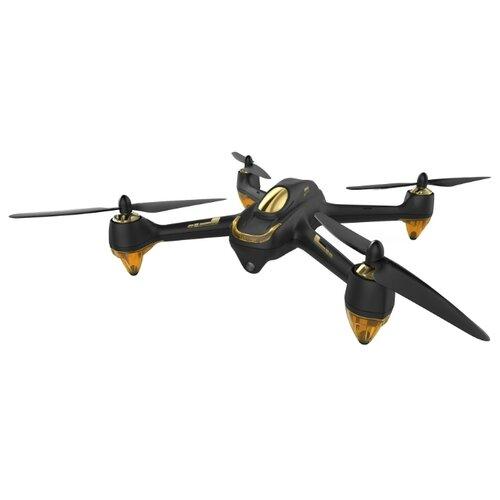 Квадрокоптер Hubsan X4 FPV Brushless H501S High Edition черный hubsan x4 h502s h502e 2 4g rx receiver board