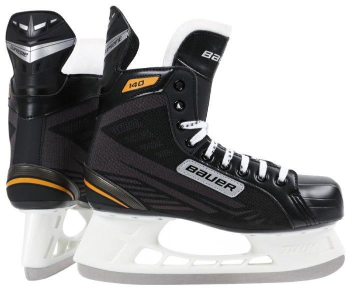 Коньки хоккейные BAUER Supreme 140 YTH (6)