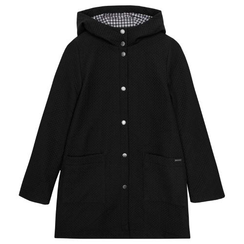 Купить Куртка Gulliver 220GSGC4502 размер 170, черный, Куртки и пуховики
