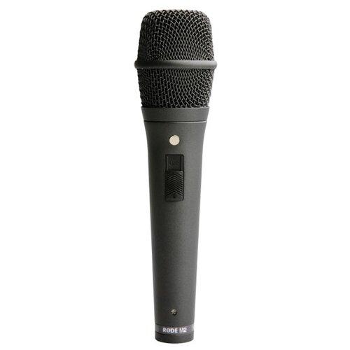 Микрофон RODE M2, черный