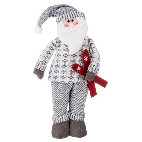 Фото - Фигурка Lefard Дед Мороз 476-135 серый/серебристый фигурка lefard медвежонок 476 134 белый