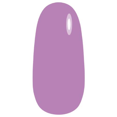Купить Гель-лак для ногтей TNL Professional 8 Чувств, 10 мл, оттенок №258 - пыльная лаванда