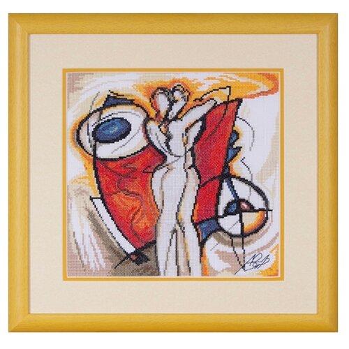 Купить 6-01 Набор для вышивания АЛИСА 'Разжигающий страсть' 25*25см, Алиса, Наборы для вышивания