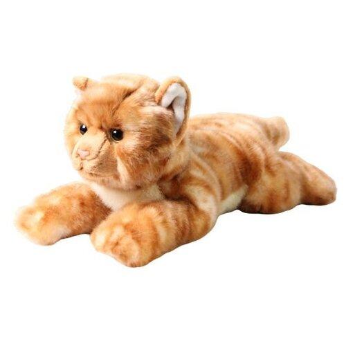 Купить Мягкая игрушка ABtoys Котик рыжий 30 см, Мягкие игрушки