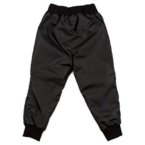 Купить Брюки bodo 33-14U размер 104-110, черный, Полукомбинезоны и брюки