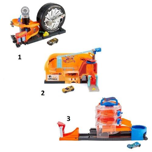 Купить Трек Hot Wheels Игровой набор FNB15, Детские треки и авторалли