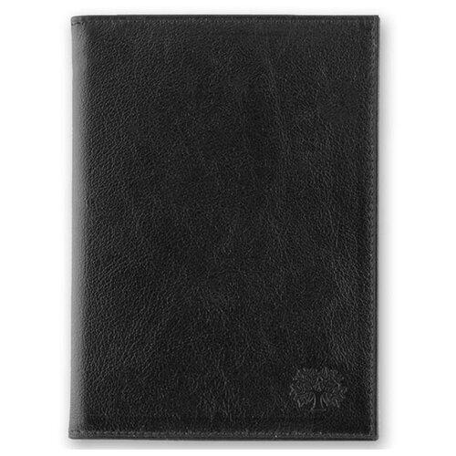 Обложка на паспорт Qoper 0443 black 00-00005870