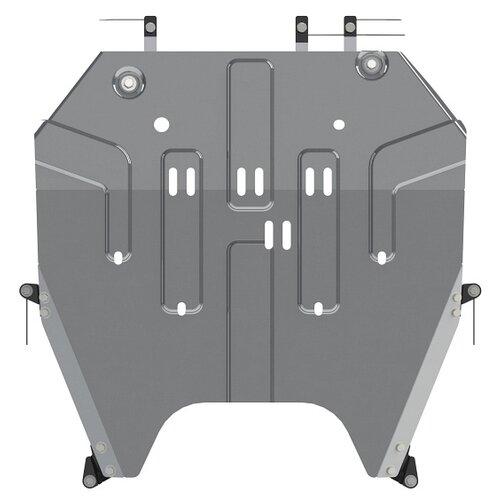 Фото - Защита картера и КПП Шериф 14.3575 Mitsubishi Eclipse Cross 1 поколение [2017-...] защита картера и кпп стальная chn для geely emgrand 7 2017