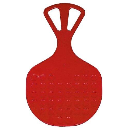 Купить Ледянка Rich Toys Большая №3 58х35 см красный, Ледянки