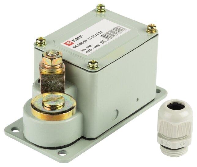 Концевой выключатель/переключатель EKF ВК-300 БР11-67У2-24