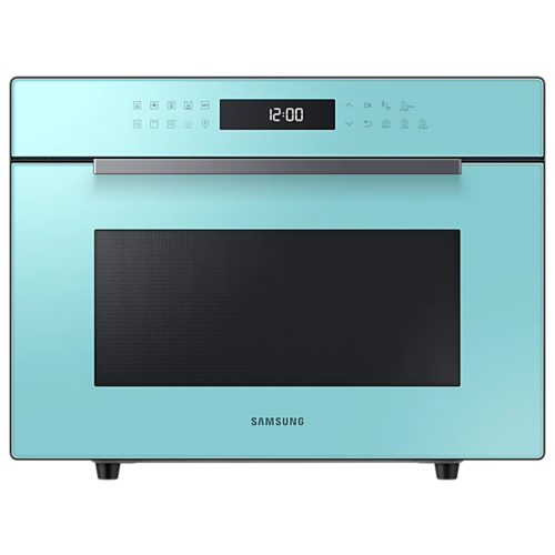 Фото - Микроволновая печь Samsung MC35R8088LN/BW микроволновая печь samsung ge 83krw 1 bw