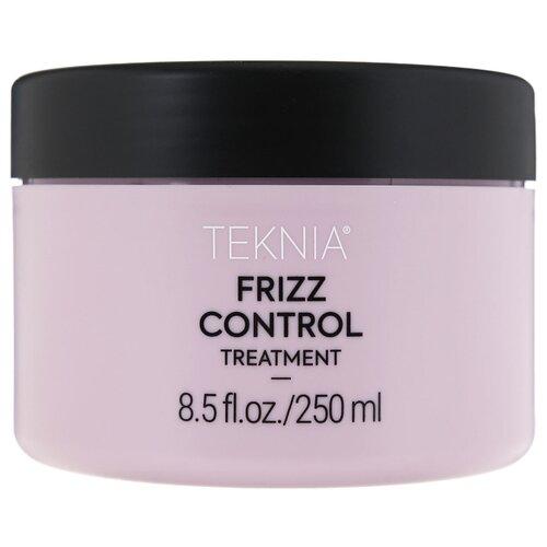 Lakme Teknia Frizz Control Treatment Дисциплинирующая маска для непослушных или вьющихся волос, 250 мл