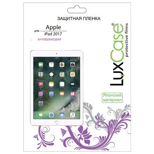 Фото - Защитная пленка LuxCase для Apple iPad 2017 антибликовая прозрачный защитная пленка tiptop apple ipad air ipad air2 4605180004730