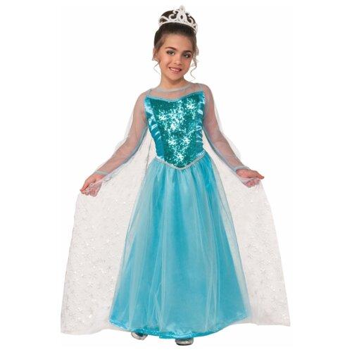 Карнавальный костюм для детей Forum Novelties Принцесса Эльза детский, L (10-12 лет), Карнавальные костюмы  - купить со скидкой