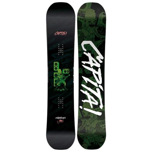Сноуборд CAPiTA Horrorscope (20-21) черный/зеленый 151
