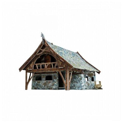 Купить 3D пазл Умная бумага - Шале - серия Волшебные королевства 600, Умная Бумага, Пазлы