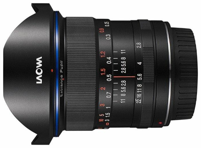 Объектив Laowa 12mm f/2.8 Zero-D Minolta A
