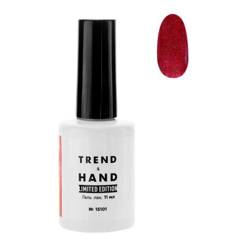 Купить Гель-лак для ногтей Trend&Hand Limited Edition, 11 мл, 15101 Virgo