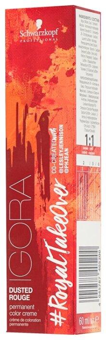 Schwarzkopf Professional Igora Royal Take Over крем-краситель для волос Dusted Rouge, 60 мл, 9-674