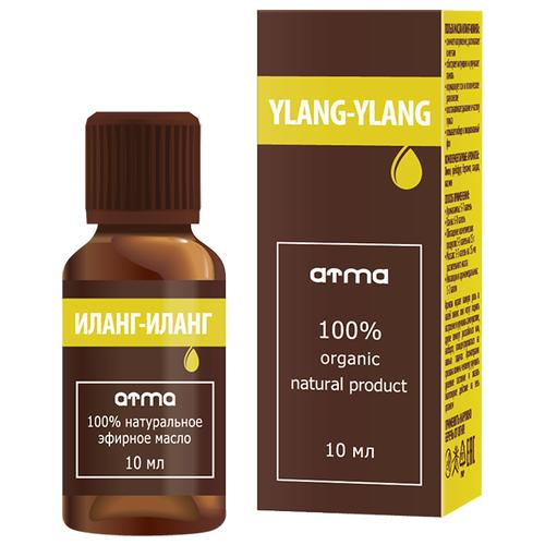 Эфирное масло ATMA Иланг-Иланга 10мл
