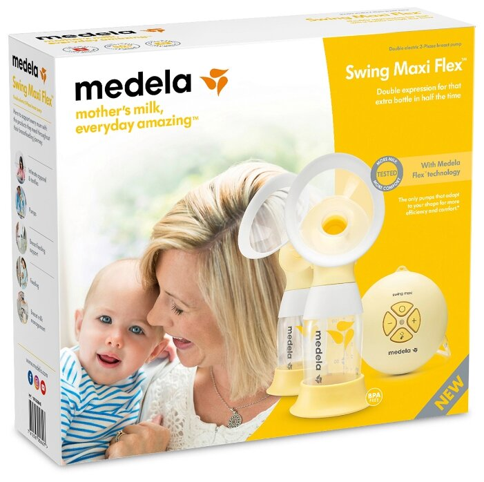 Электрический молокоотсос Medela Swing Maxi Flex