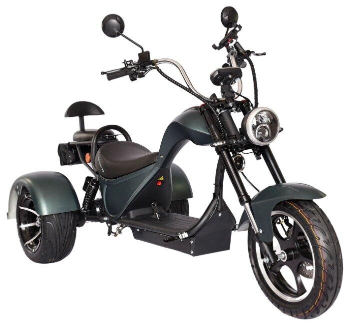 Скутер электрический SKYBOARD TRIKE CHOPPER-2000